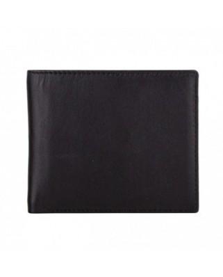 Ανδρικό πορτοφόλι Le Chifre μαύρο-κόκκινο
