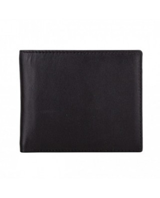 Le-Chifre Cash & Coin Wallet black/red/orange