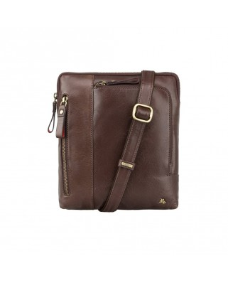 Roy (M) - Messenger Bag A5 Brown