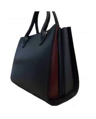 Kate Leather Handbag Black