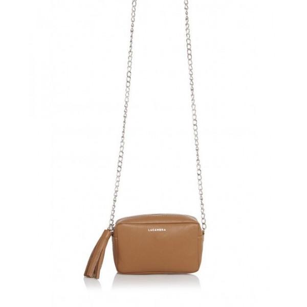 Δερμάτινη Τσάντα Mini Chic