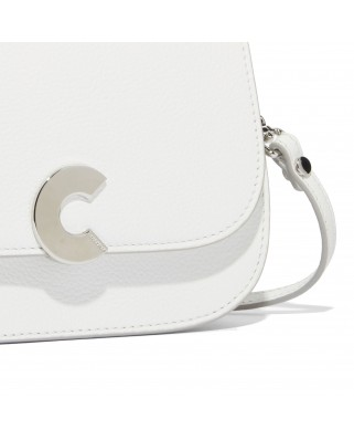 Craquante leather bag