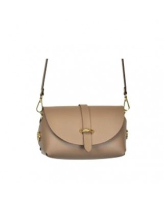 Leather Barel Taupe