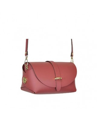 Leather Barel Bordeaux