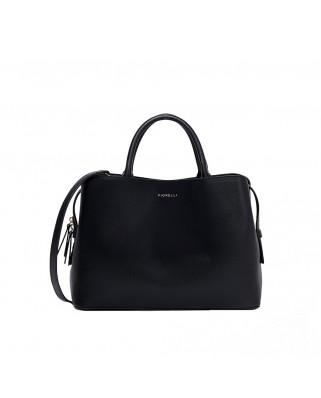 Τσάντα ώμου - χειρός Bethnal μαύρη
