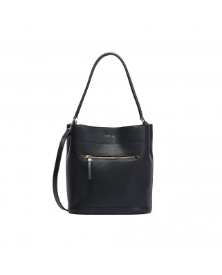 Clemmie Shoulder Bag Black