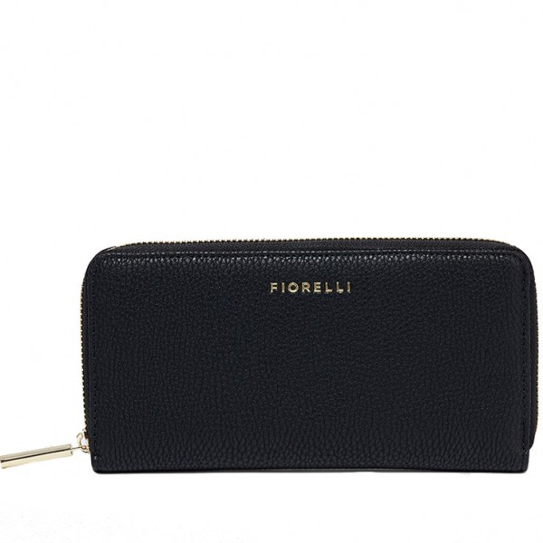 City Zip Black FIORELLI