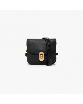 Zaniah Mini Shoulder Bag Black