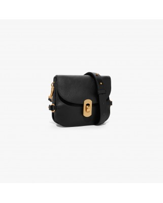 Zaniah Mini Shoulder Bag Black