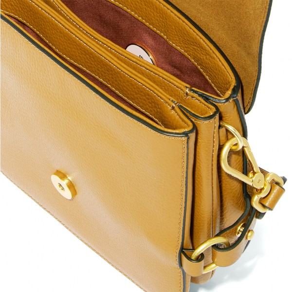 Zaniah Mini Shoulder Bag Camel