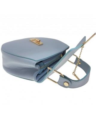 7f772b5a62 Γρήγορη προβολή · Δερμάτινη τσάντα ώμου-χειρός Eleine Δερμάτινη τσάντα ...