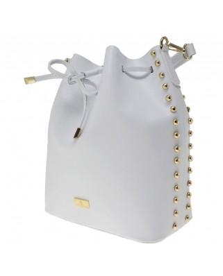 c27d2b5e7b Γρήγορη προβολή · Δερμάτινη τσάντα ώμου Graziella Δερμάτινη ...