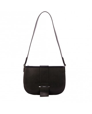 Manhattan Mini Crossbody Bag Black