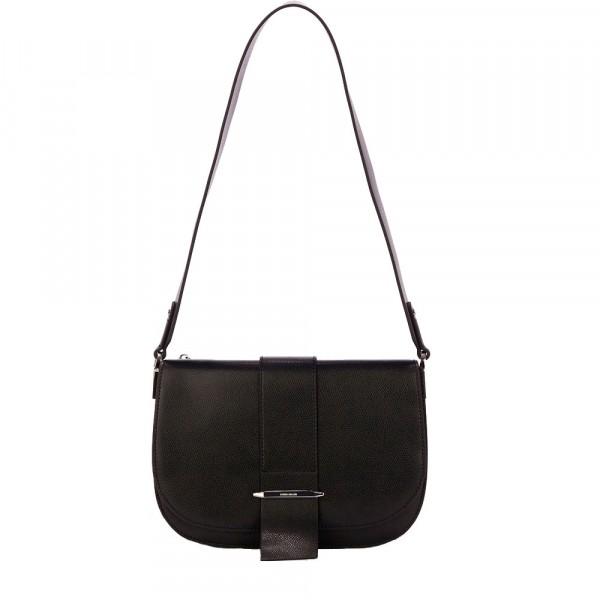 Manhattan Mini Crossbody Bag Black