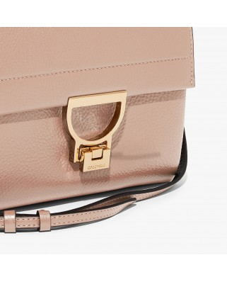 Arlettis Mini pivoine leather