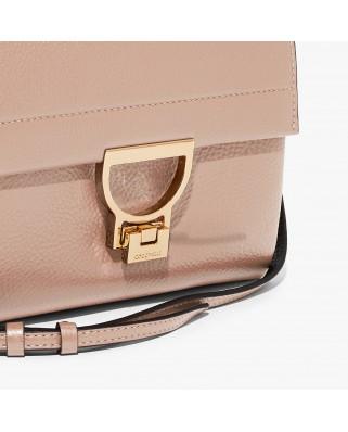 Arlettis Mini pivoine leather