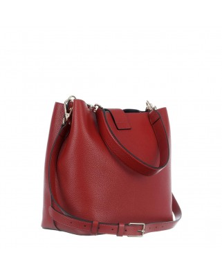 Alba Medium Leather Bag - E1G55-130101-R46