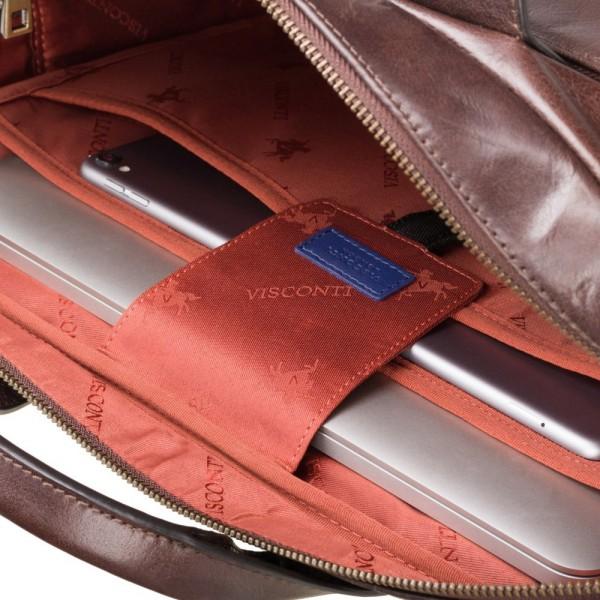 """Hugo shoulder bag for 15"""" laptop"""