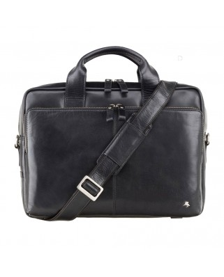 "Hugo shoulder bag for 15"" laptop"