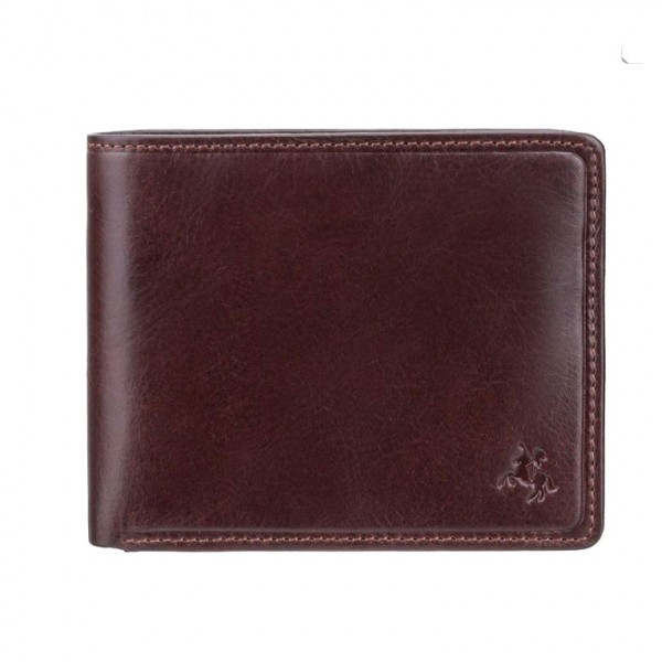 Francesca Cash & Coin Wallet Brown