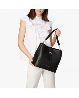 Alba Medium Leather Bag - E1H55-130101-001