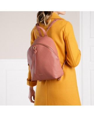 Joy leather backpack - E1HL5-140101-P21