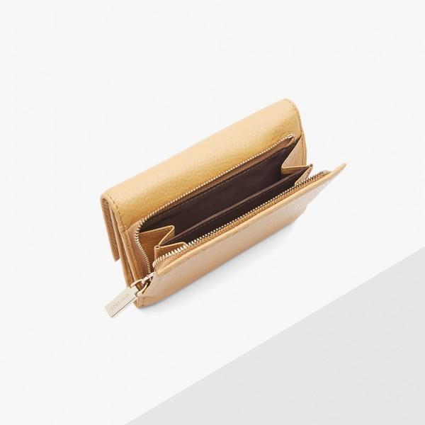Coccinelle medium Metallic Soft purse - E2HW5-116601-J63