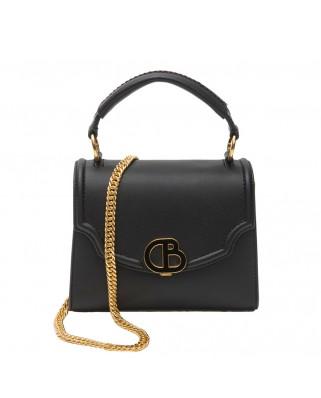 Chiara Mini Crossbody bag - PL-CHL-BLK