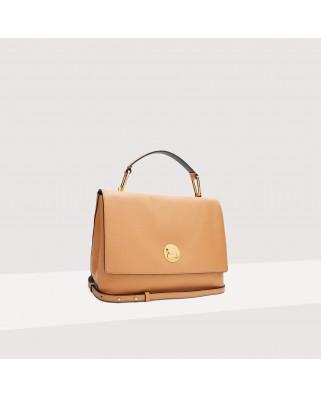 Liya Medium Leather Handbag E1ID0180101526