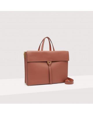 Louise large Leather Handbag - E1IO5180201916
