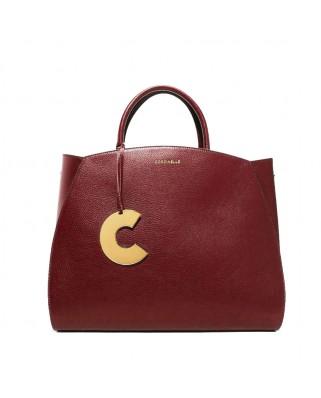 Concrete Medium Handbag - E1GLA-180101-R22