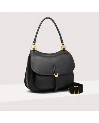 Fauve Leather Bag - E1I00120101001