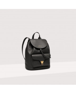 Beat Soft leather backpack - E1IF6140101001