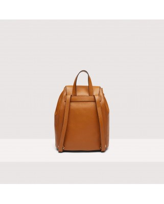 Beat Soft leather backpack - E1IF6140101΅΅W03