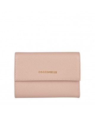 Coccinelle Mini Purse pivoine