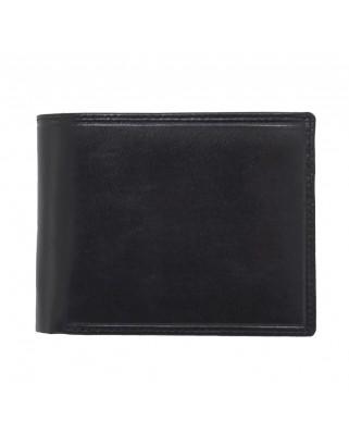 Ανδρικό πορτοφόλι Lazio μαύρο