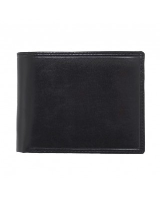 Lazio Cash & Coin Wallet black