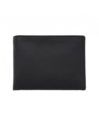 Le-Chifre Cash & Coin Wallet black/blue/green