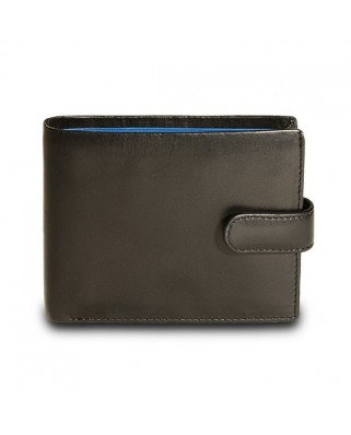 Vincent Cash & Coin Wallet black