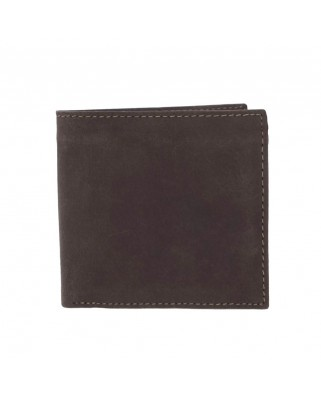 Woods Cash & Coin Wallet brown