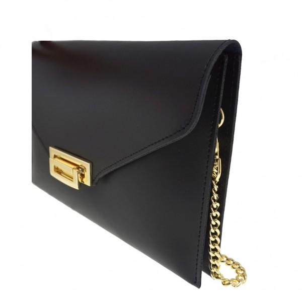 Δερμάτινη τσάντα φάκελος μαύρη - Sisbags.gr 6cecbba72d7