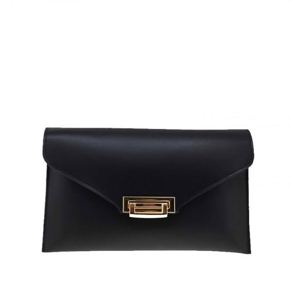 57c162a2ac Δερμάτινη τσάντα φάκελος μαύρη - Sisbags.gr
