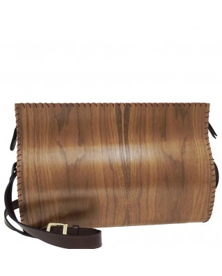 Wooden Bag Ω