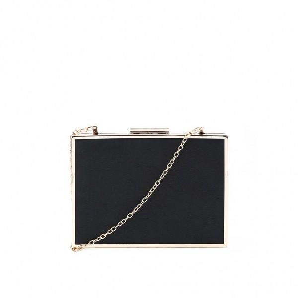 Βραδυνό τσαντάκι Simple Frame Clutch