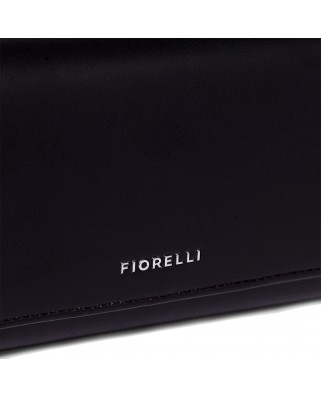 Utilitarian Purse Black  FIORELLI